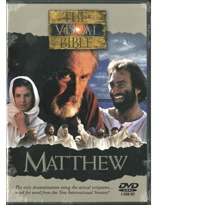 MATTHEW DVD VISUAL BIBLE