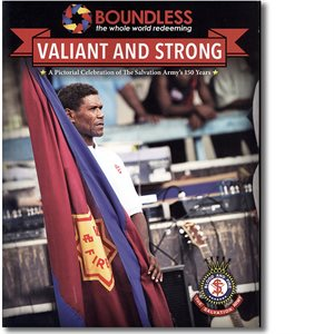 VALIANT AND STRONG CREST