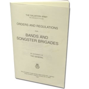 Orders and Regulations for Bands and Songsters