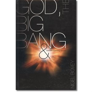 GOD THE BIG BANG & BUNSEN BURNING