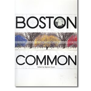 BOSTON COMMON BY SALVO PUBLISHING