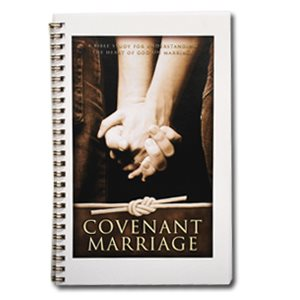 COVENANT MARRIAGE BOOK