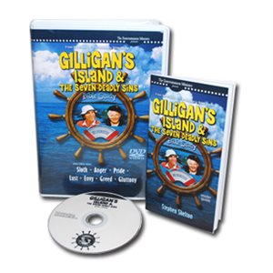 GILLIGAN'S ISLAND BIBLE STUDY DVD LEADERS PACK