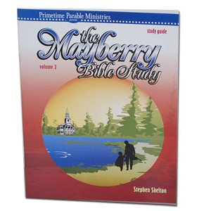 MAYBERRY VOL. 2 BIBLE STUDY-STUDY GUIDE