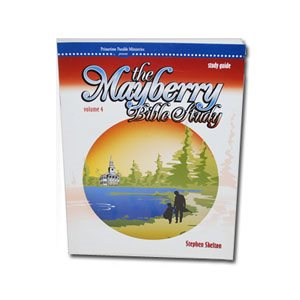 MAYBERRY VOL. 4 BIBLE STUDY-STUDY GUIDE