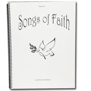 SBK SONGS OF FAITH 86 FAV. HYMNS (LARGE PRINT)