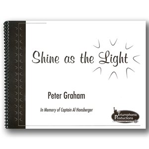 SHINE AS THE LIGHT BAND MUSIC SET By P. Graham