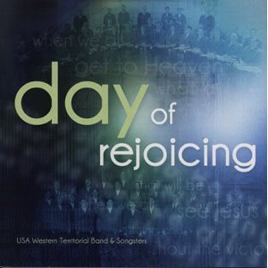 CD DAY OF REJOICING BY WESTERN TERR BAND