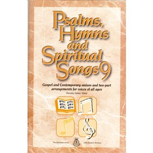 PSALMS, HYMNS #9 BOOK