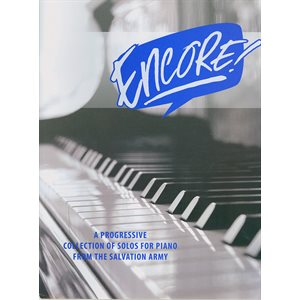ENCORE PIANO SOLO BOOK