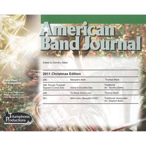 American Band Journal 67 (288-291) Christmas 2011