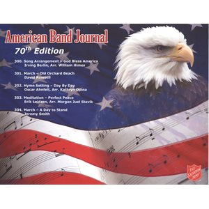 American Band Journal 70 (300-304) Spring 2013