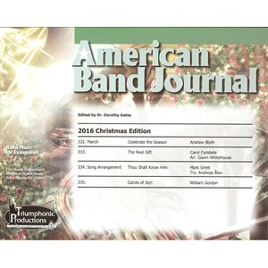 American Band Journal 75  (332-335) Christmas 2016