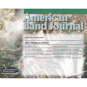 American Band Journal 79 (340-343) Christmas 2017