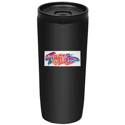 More People More Like Jesus - Travel Tumbler