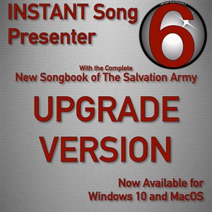 INSTANT SONG PRESENTER 6 (UPGRADE VERSION)