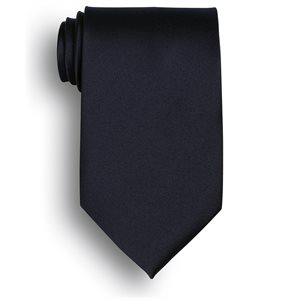 TIE SOLID BLUE (X LONG)