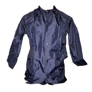 RUBBER RAIN COAT LADY L DS