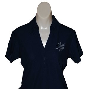 Polo True Navy w / TSA Ladies