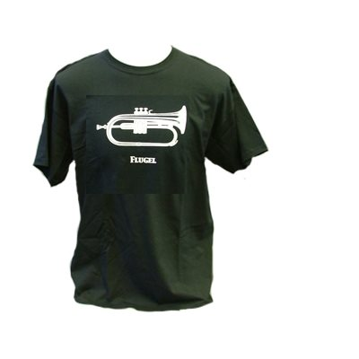 FLUGEL HORN T-SHIRT