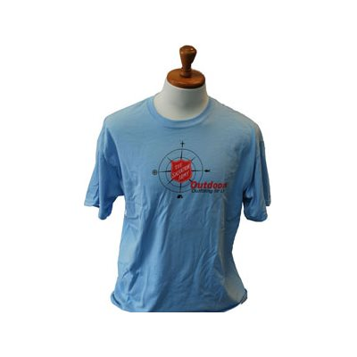 T-SHIRT LT. BLUE TSAO