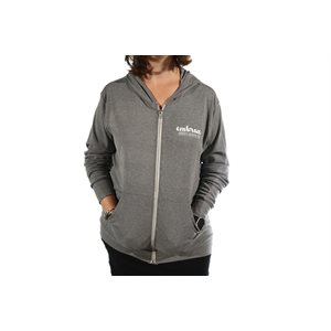 Embrace Canvas Hoodie Gray 2XL