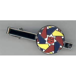 The Whole World Mobilizing Tie Bar