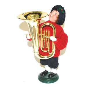BYERS BOY WITH TUBA
