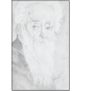 WILLIAM BOOTH PRINT BY RON FELT DS