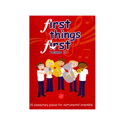 First Things First / 2nd Cornet Vol2