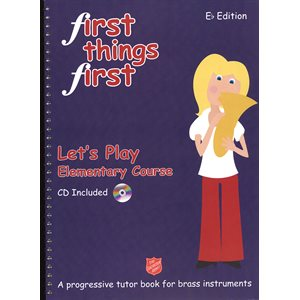 FIRST THINGS FIRST ELE COURSE  Eb