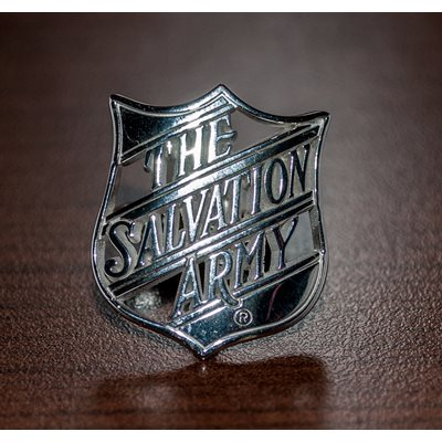 The Salvation Army Shield Cufflinks