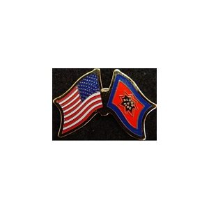 PIN FLAG SA / US LAPEL