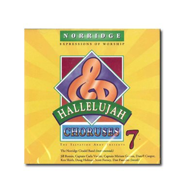 Hallelujah Choruses #7 (81-90) Performance CD