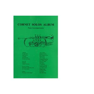 NEW CORNET SOLO ALBUM W / ACC
