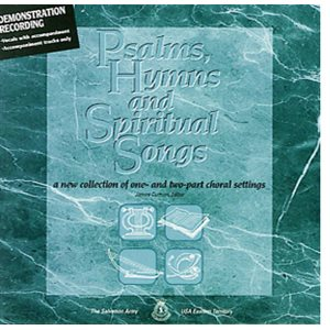 PSALMS / HYMNS / SPRTUAL #1CD