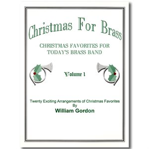 Christmas Favorites for Brass 2nd Cornet