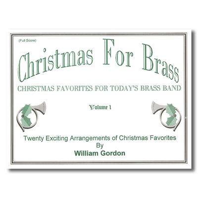 Christmas Favorites for Brass