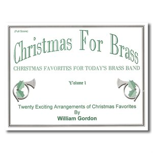 Christmas Favorites for Brass Score