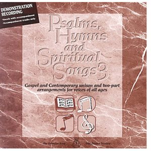 PSALMS / HYMNS SPRTUL CD #3