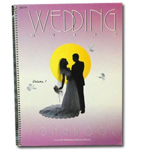 WEDDING MUSIC 1 BOOK
