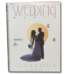 WEDDING MUSIC 2 BOOK
