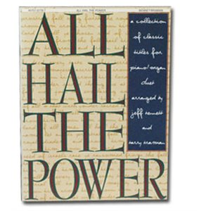 ALL HAIL THE POWER / PIANO