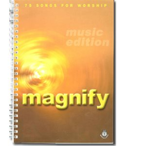 MAGNIFY WORDS & MUSIC