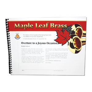 MAPLE LEAF BRASS #1