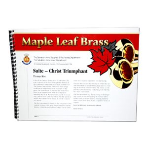 MAPLE LEAF BRASS #3