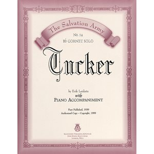 TUCKER  - Classic Series Bb Cornet