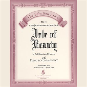 ISLE OF BEAUTY - Classic Series Eb