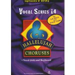 Hallelujah Choruses #14 Vocal Book