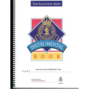 Hallelujah Choruses Instrumental Collections 1-100 (Vol. 1-8)